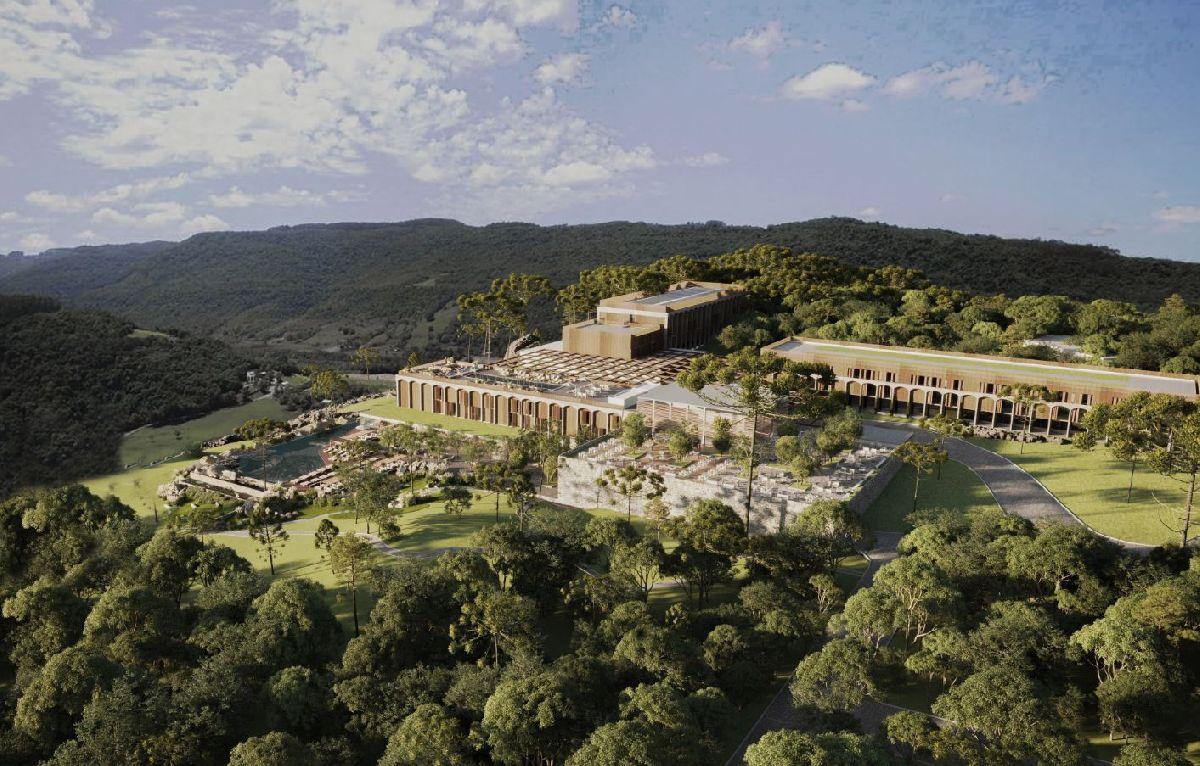 PERKINS&WILL ASSINA RETROFIT DO TRADICIONAL HOTEL LAJE DE PEDRA