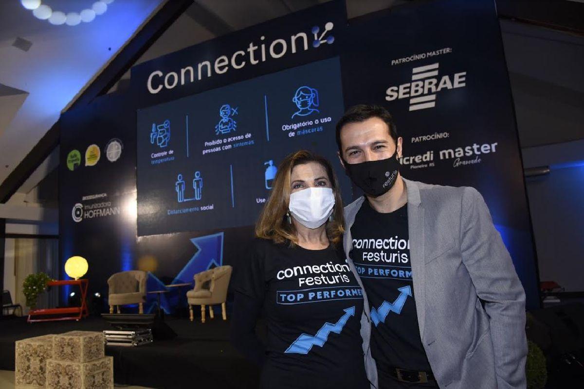 CONNECTION FESTURIS ENCERRA COM SUCESSO ABSOLUTO E PROJETA NOVA EDIÇÃO PARA SETEMBRO