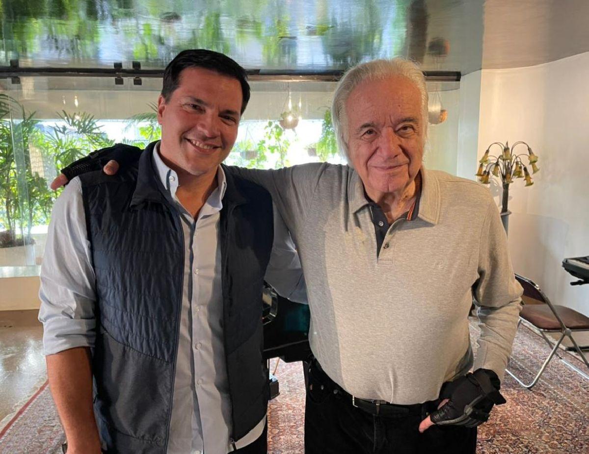 MAESTRO JOÃO CARLOS MARTINS E DANIEL BOAVENTURA EM LIVE ESPECIAL DA BACHIANA FILARMÔNICA SESI-SP