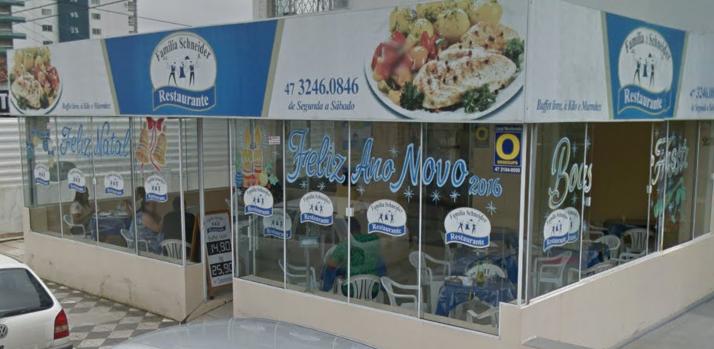 Família Schneider Restaurante