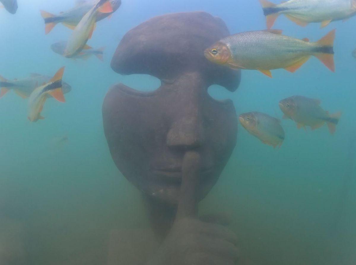 MUSEU SUBAQUÁTICO DE BONITO CONFIRMA DATA DE INAUGURAÇÃO