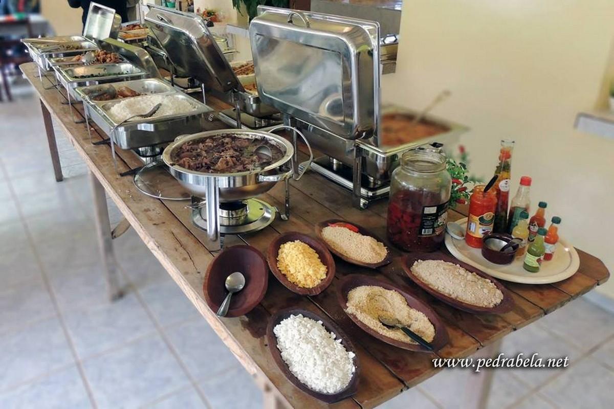 Restaurante Muvuca Caipira