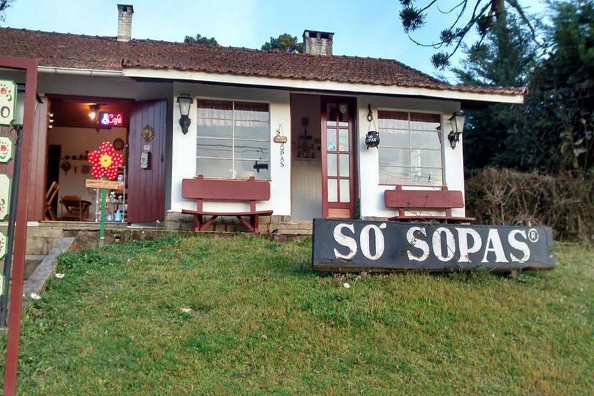 Restaurante Só Sopas