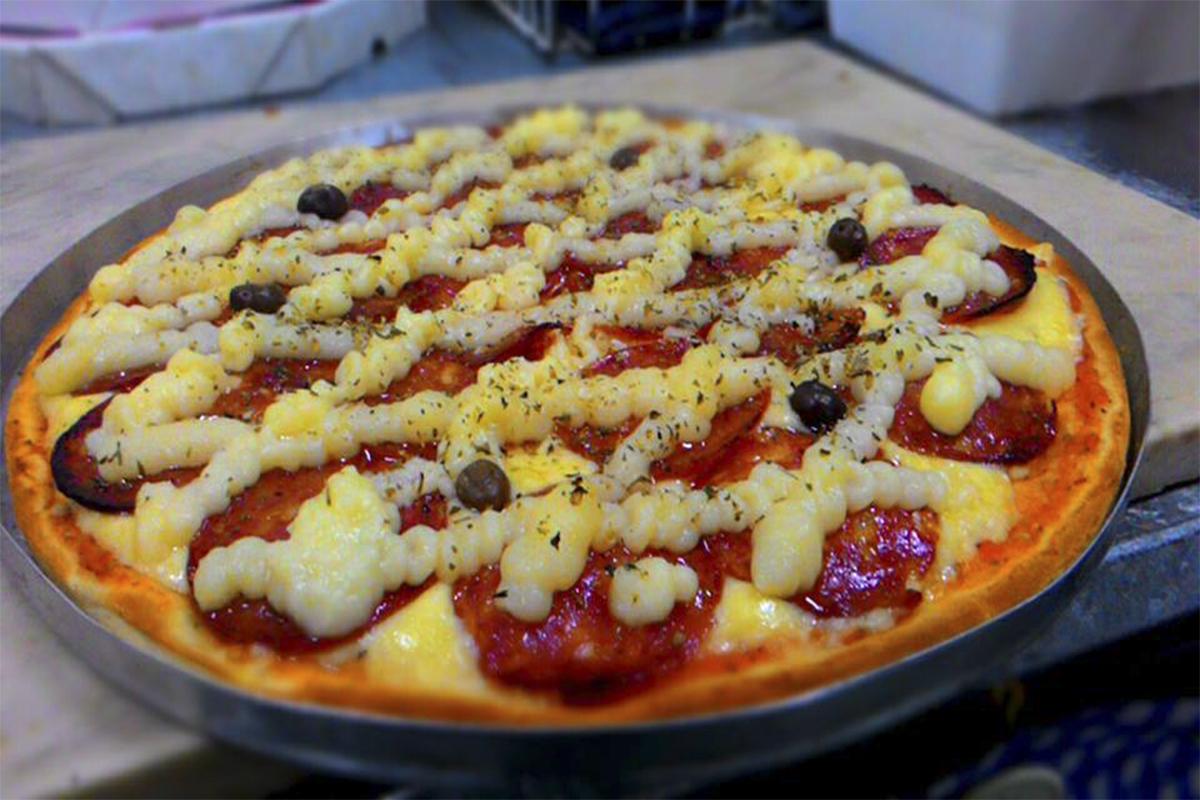 Pizzaria 100% Pizza