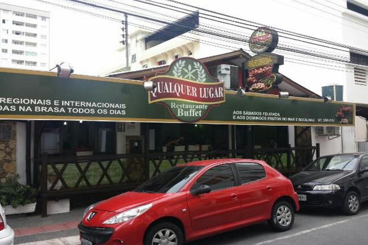 Restaurante Qualquer Lugar