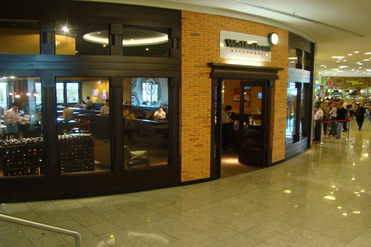 Walkabout Restaurante