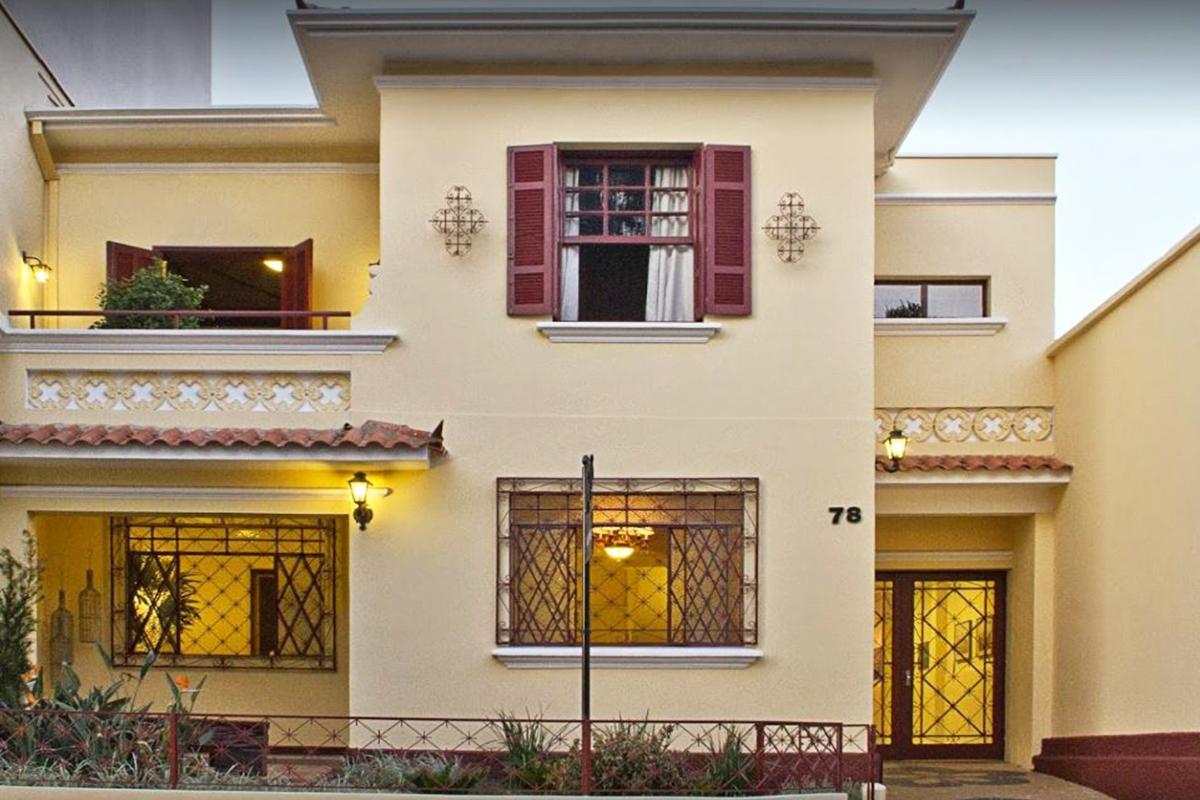 Hotel Villa do Poeta