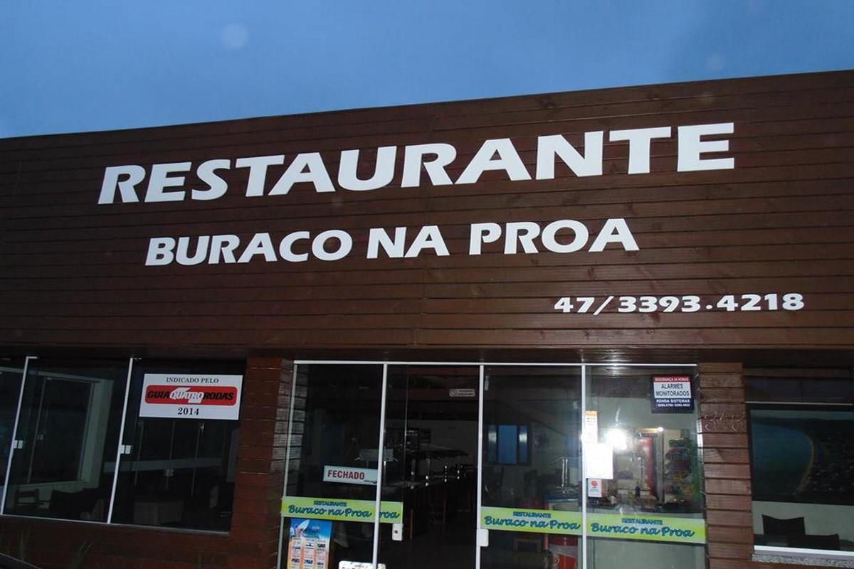 Restaurante Buraco na Proa