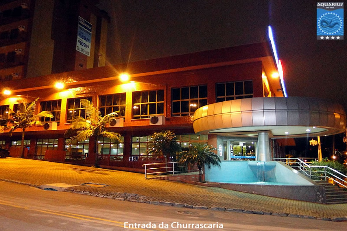 HOTEL AQUARIUS DO VALE