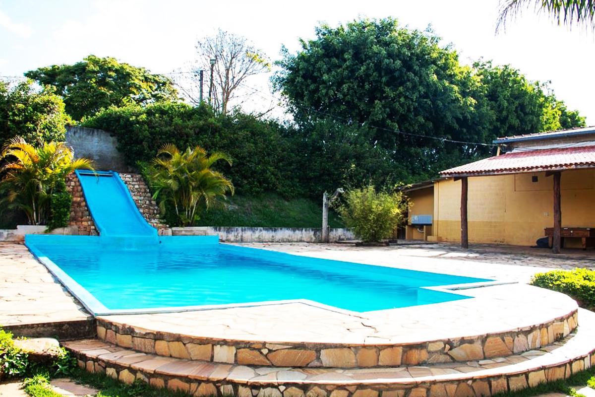 Hotel Fazenda Topada