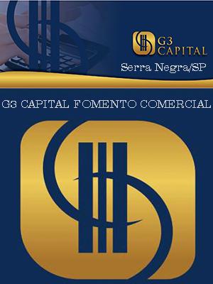 DICAS G3 CAPITAL FOMENTO COMERCIAL