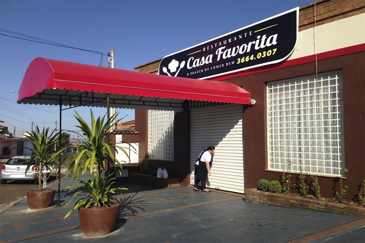 Casa Favorita Restaurante