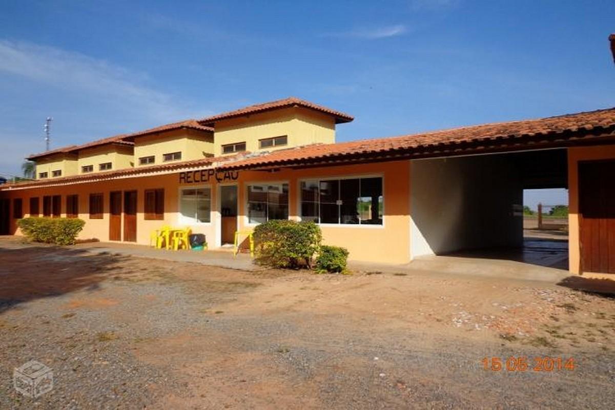 HOTEL E RESTAURANTE VALE DO JURUMIRIM