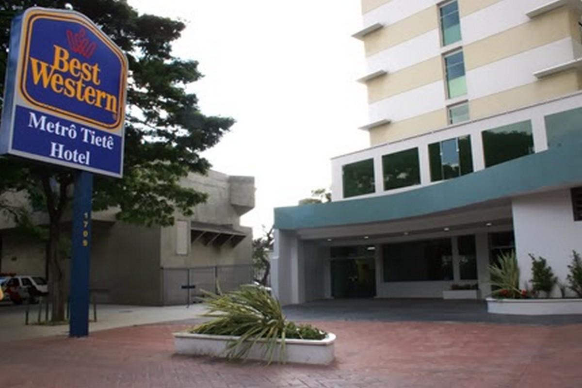 BEST WESTERN METRÔ TIETÊ HOTEL