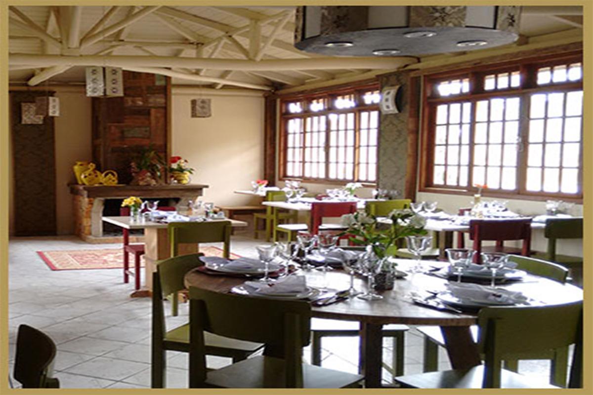 Chateau Du Valle Restaurante