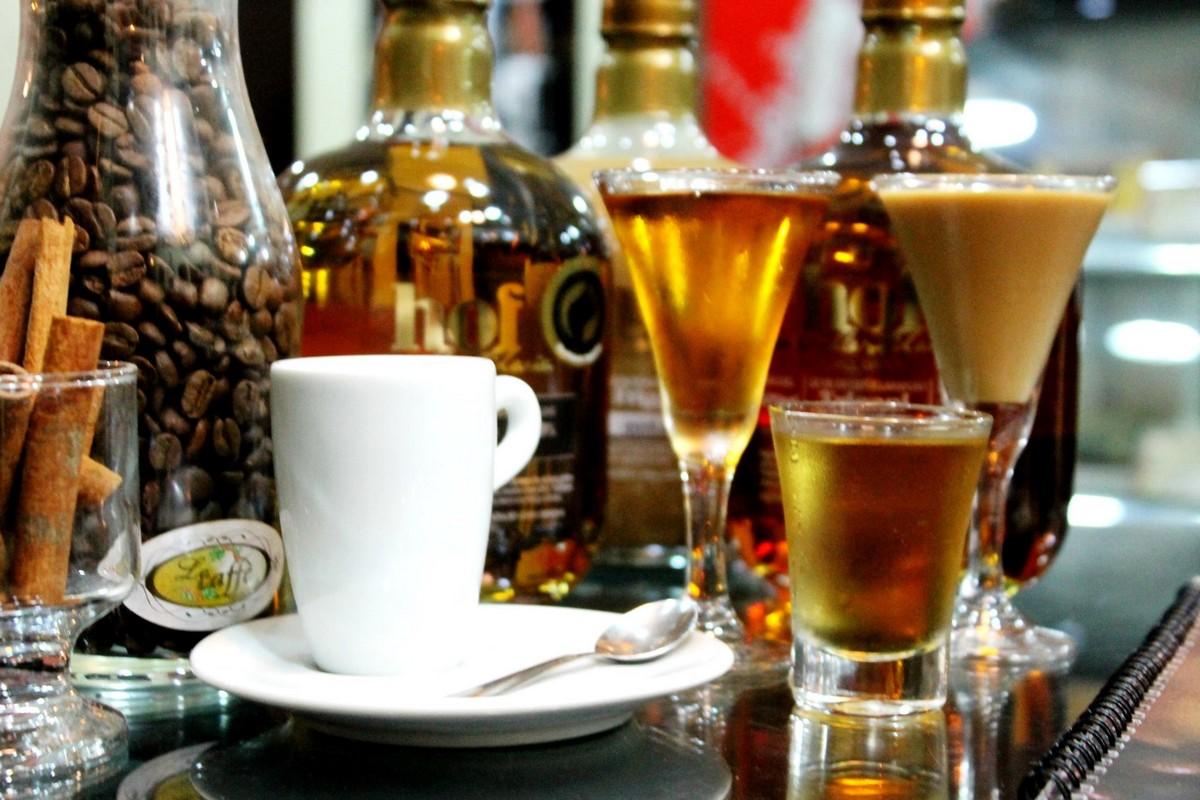 CAFETERIA GOURMET - LE CAFFÈ