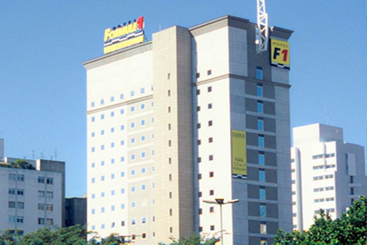HOTEL F1 FORMULE 1 SÃO PAULO CENTRO