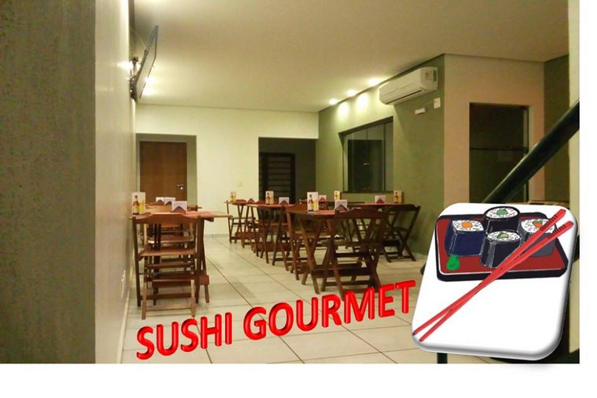 Restaurante Sushi Gourmet