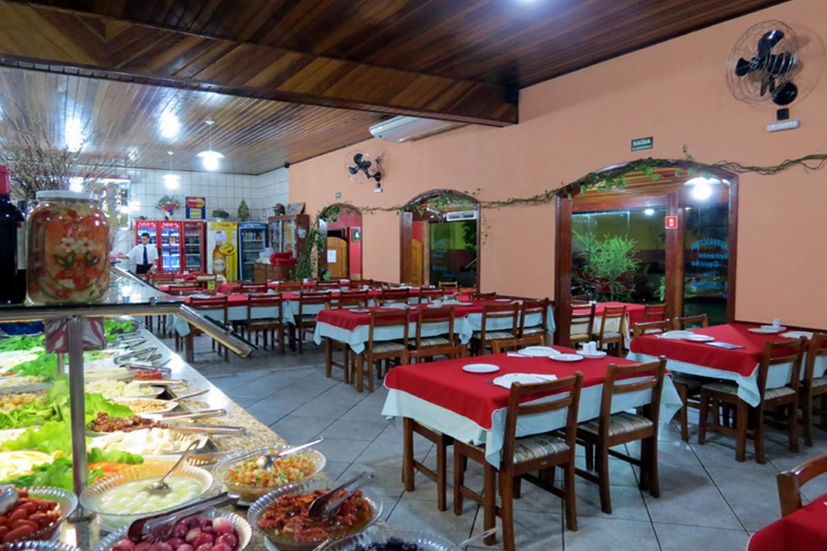 Restaurante Recanto Gaúcho