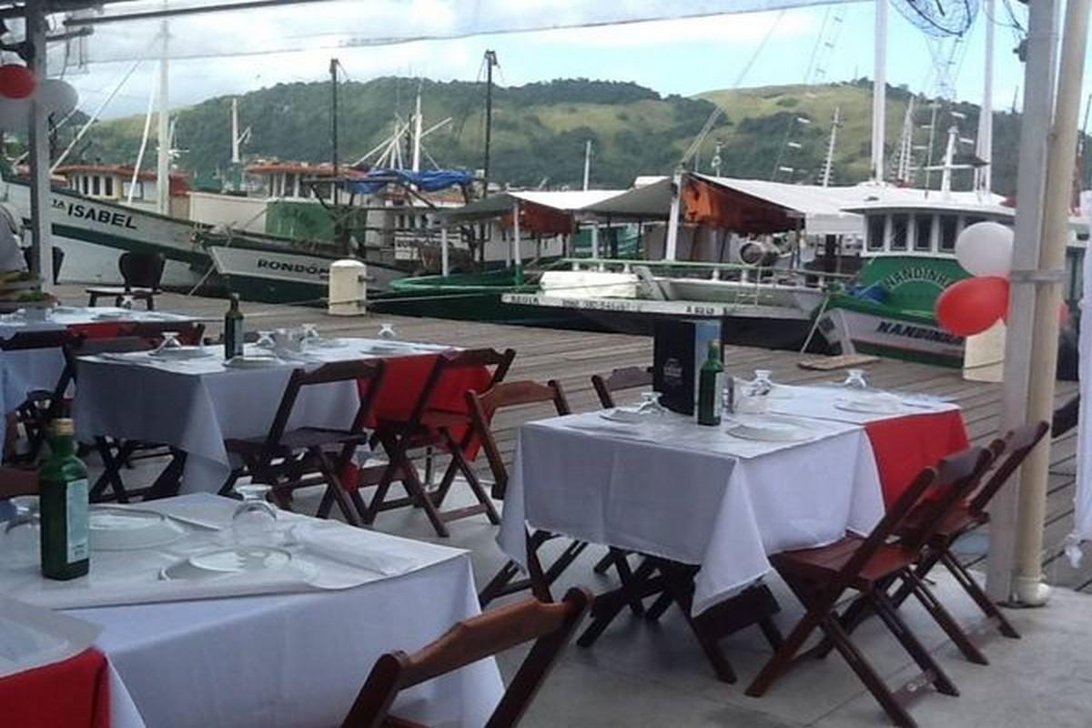 Restaurante e choperia Mar de Espuma