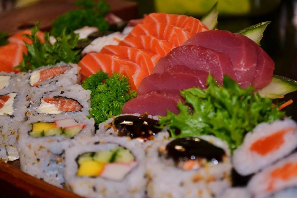 Pantai Sushi & culinária asiática