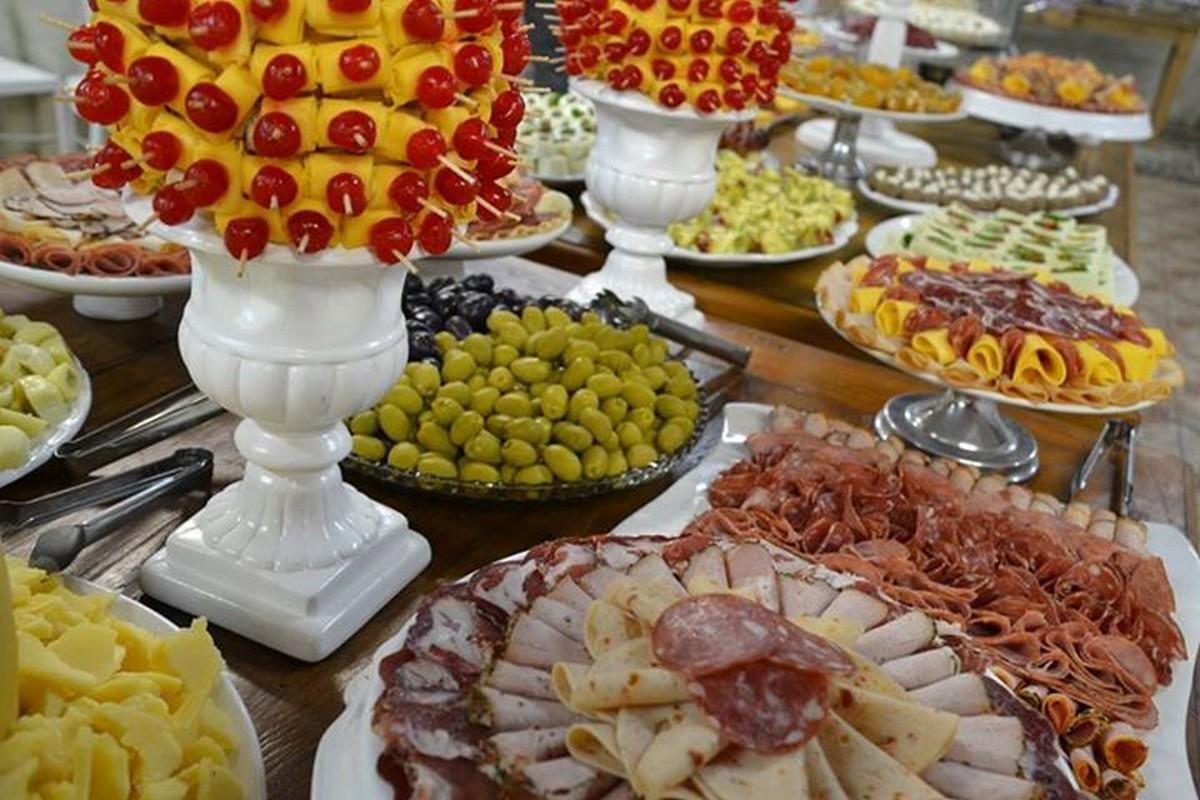 Restaurante Buffet Vovó Vicentina