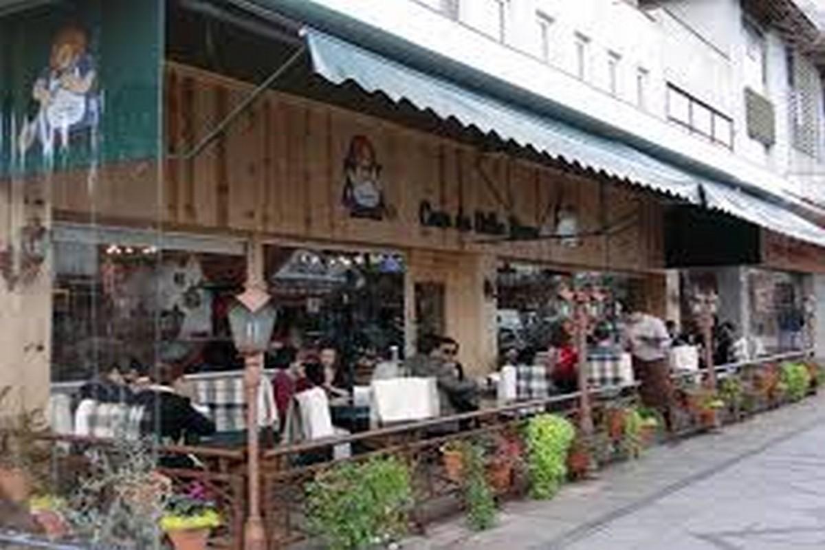 Café Casa da VElha BRuxa