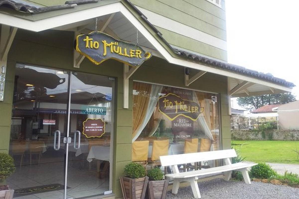 Restaurante Tio Müller