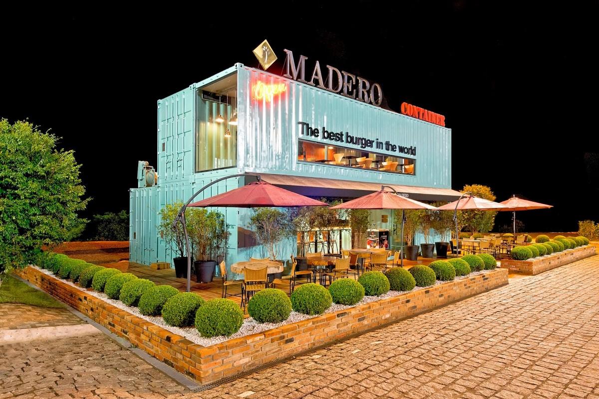 Restaurante Madero Itapema