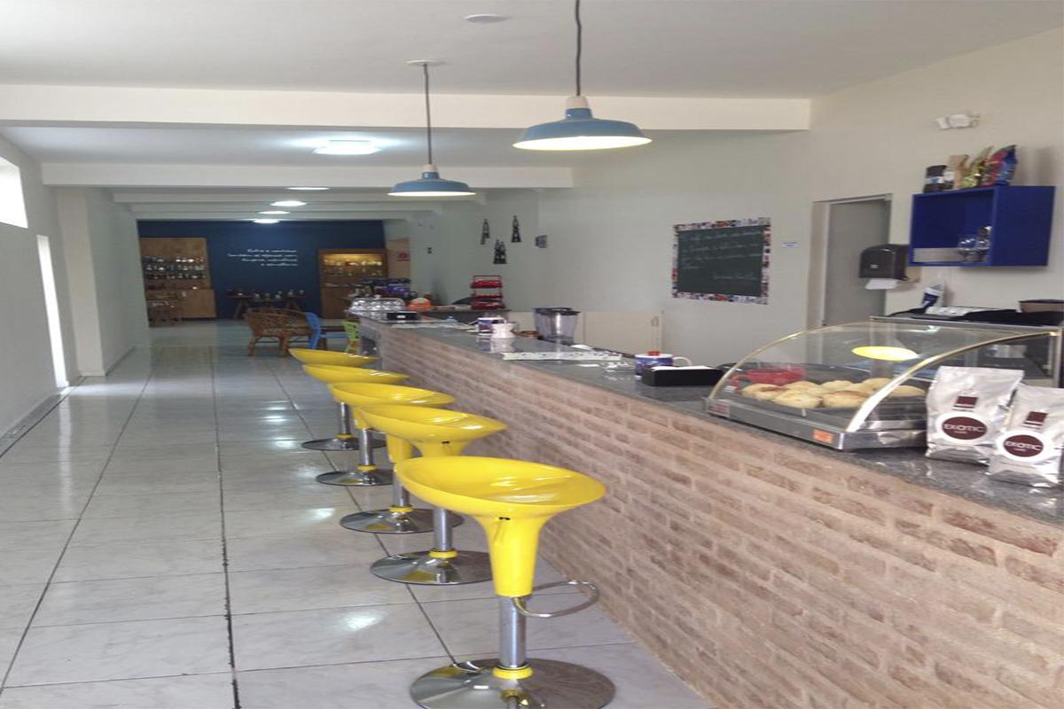 Espaço 3 em 1 Cafeteria