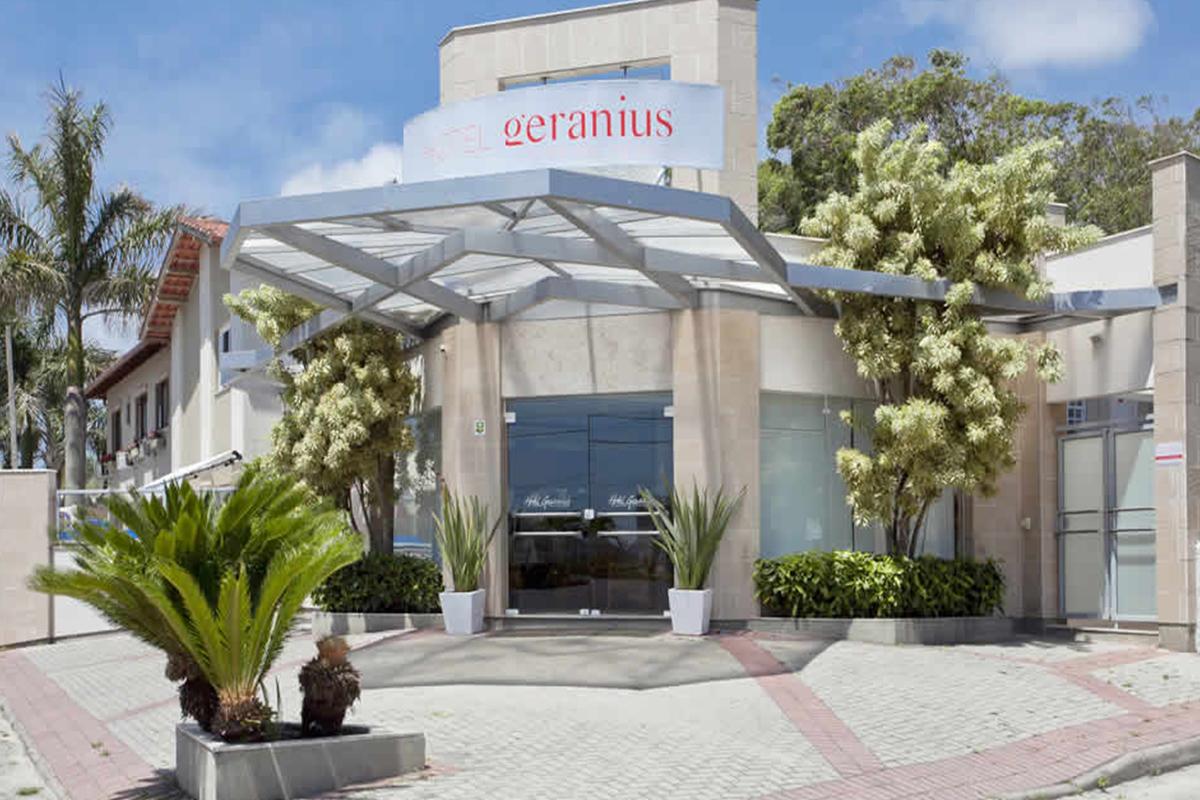 HOTEL GERANIUS