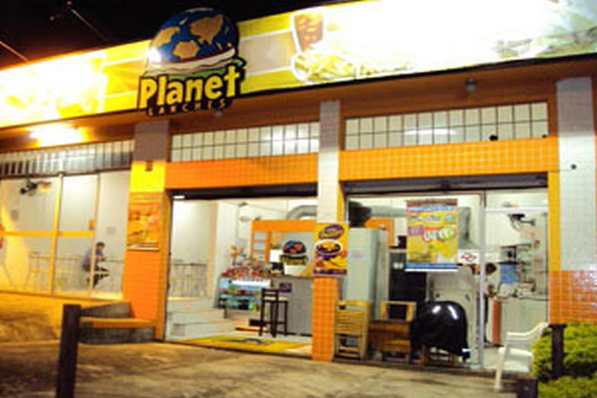 Lanchonete Planet Lanches