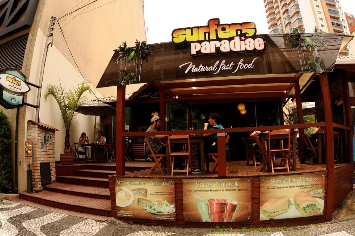 Restaurante Surfers Paradise