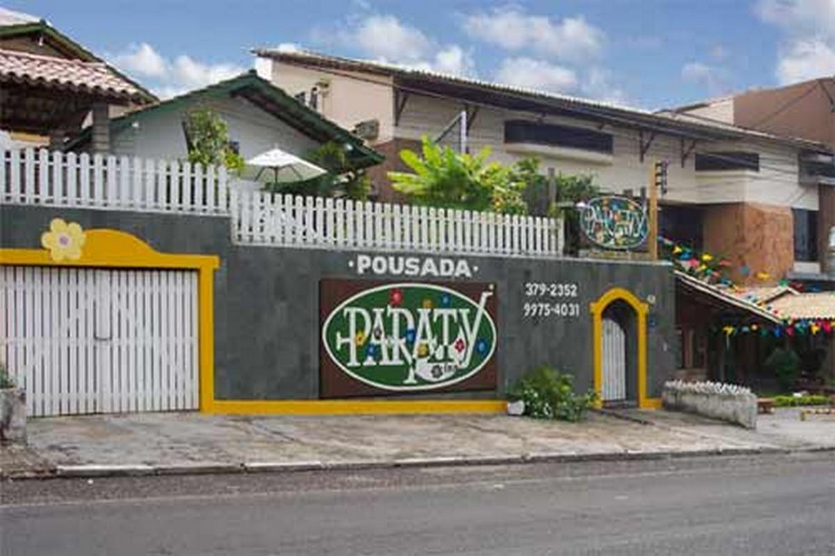 Hotel Paraty Inn