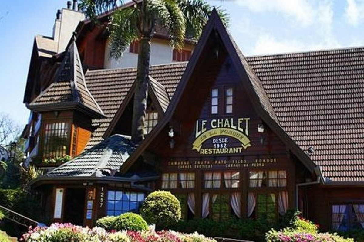 Restaurante Le Chalet de La Fondue