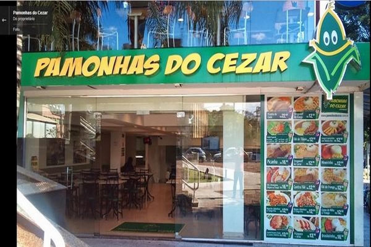 Restaurante e Pamonhas do Cezar