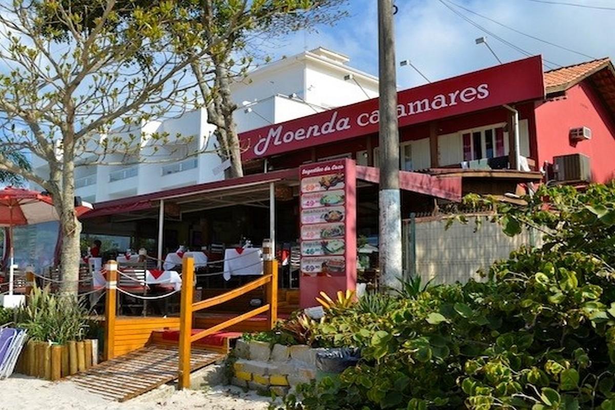 Moenda Calamares Restaurante