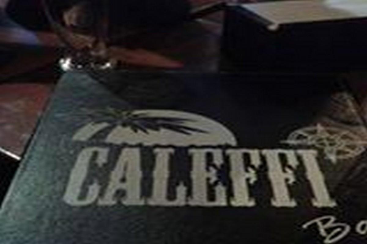 CALEFFI BAR