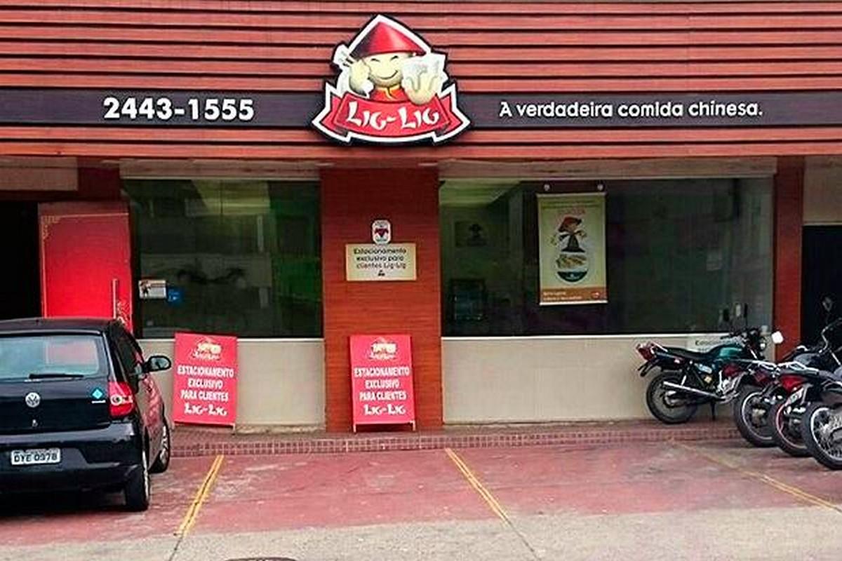 Restaurante Lig Lig Comida Chinesa