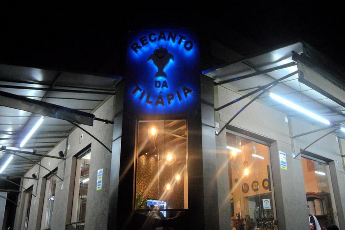 Restaurante Recanto da Tilapia