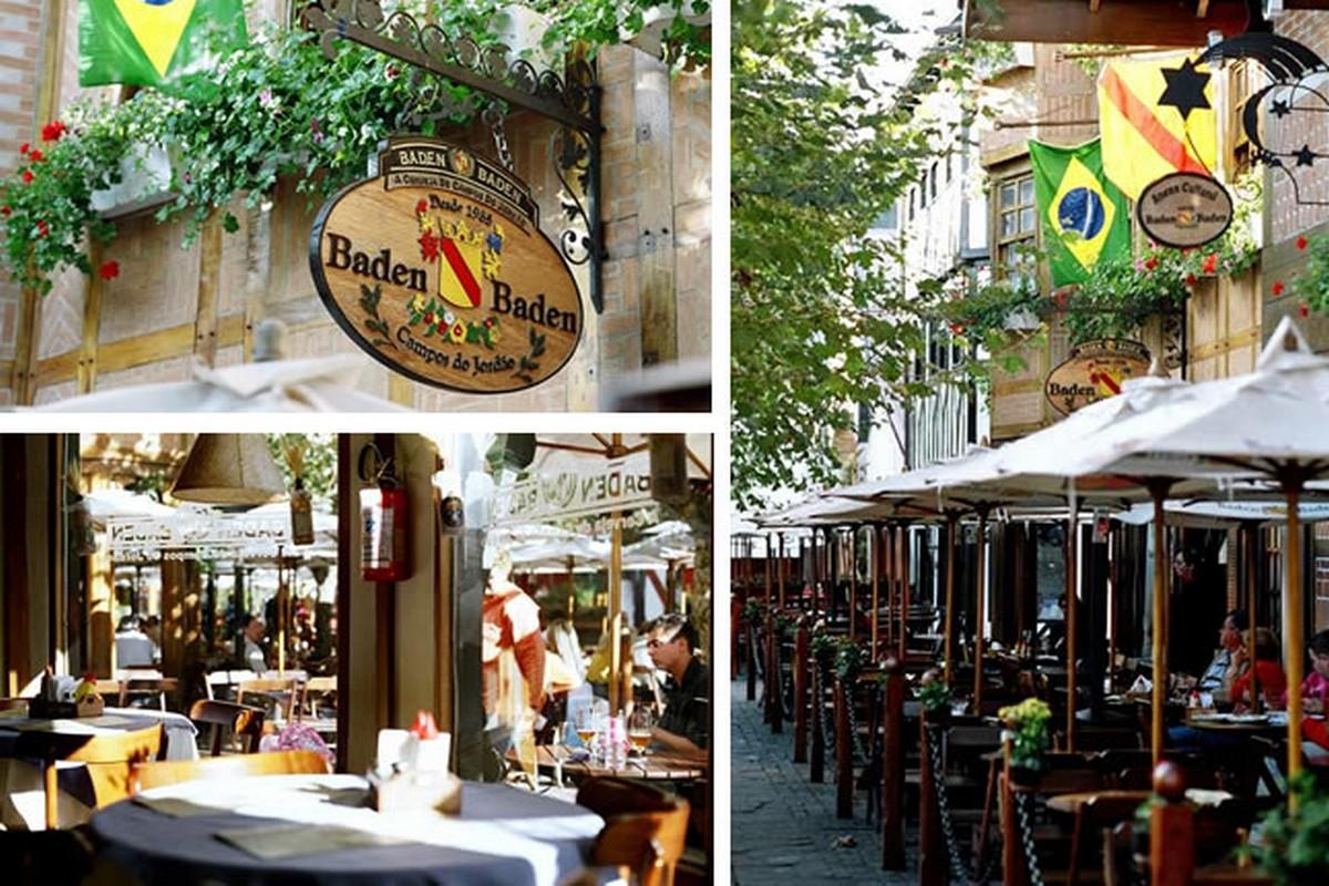 Baden Baden Bar