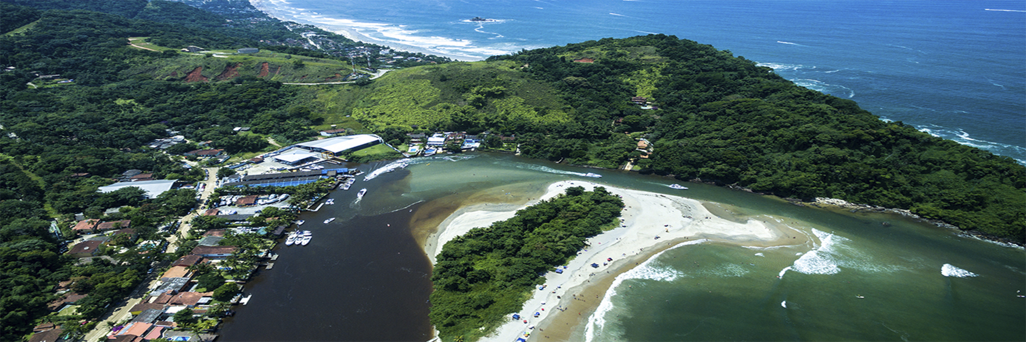 BARRA DO UNA  - ROTEIRO