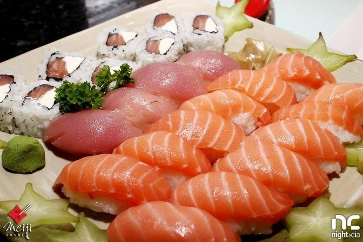 Meiji Sushi II Restaurante