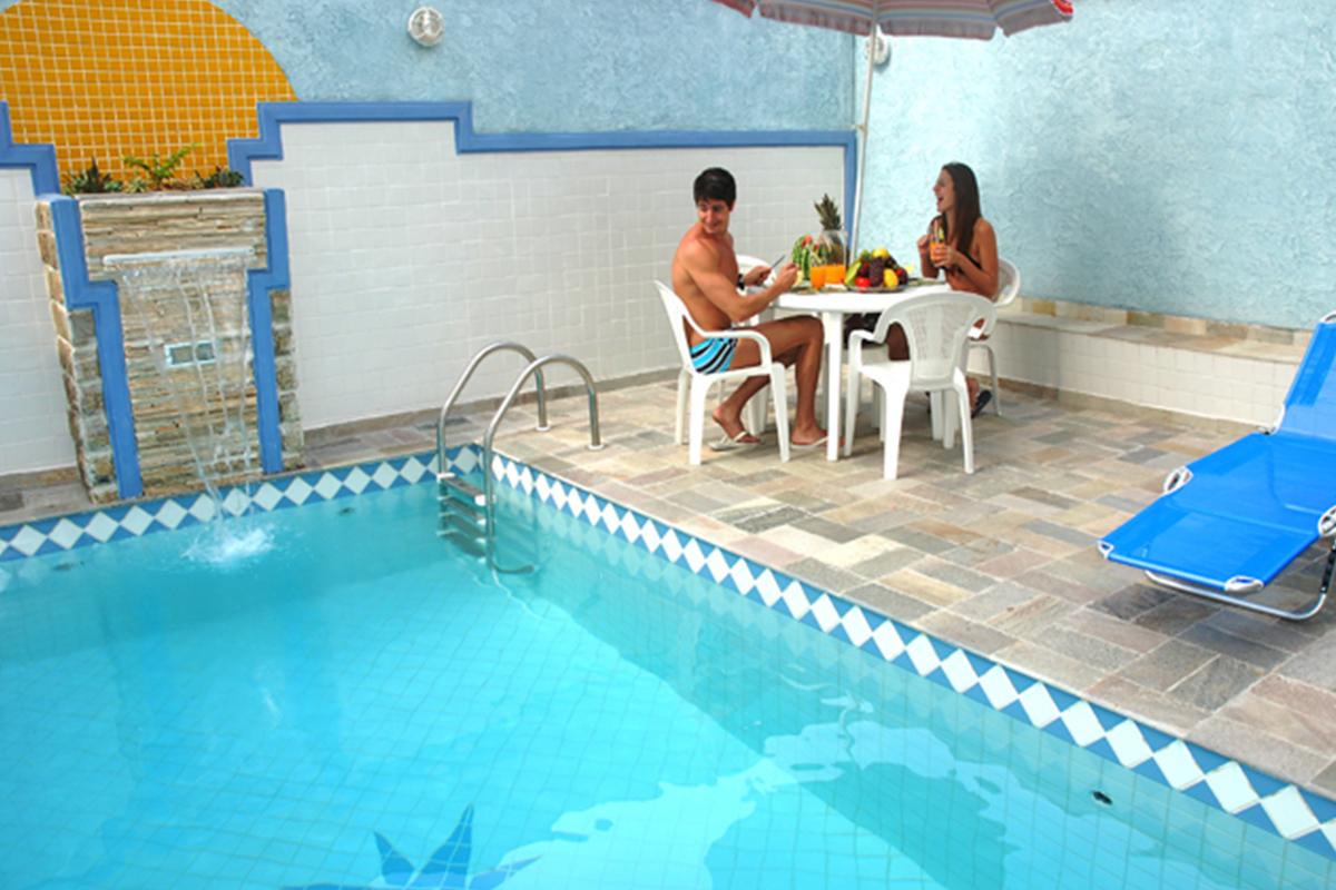 HOTEL CANTINHO DA PRAIA
