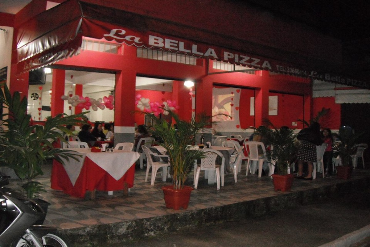 Bella Angra Pizzaria