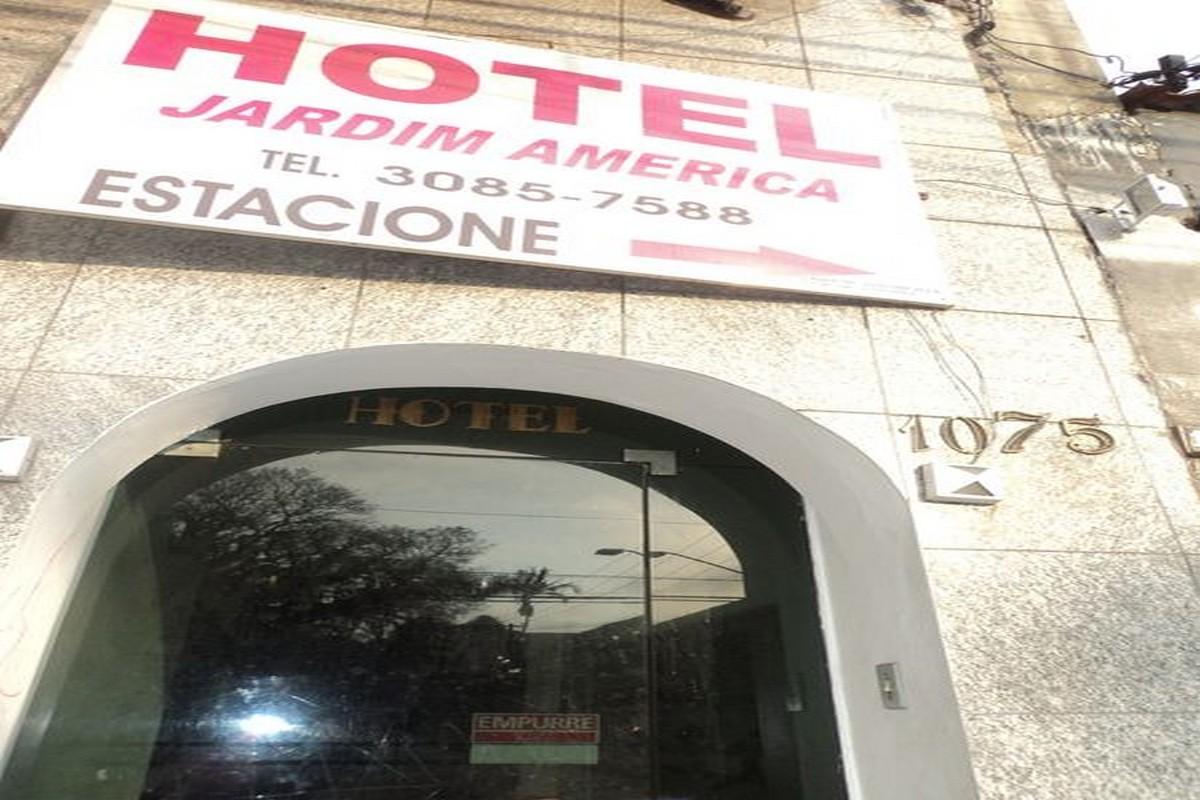 HOTEL JARDIM AMÉRICA