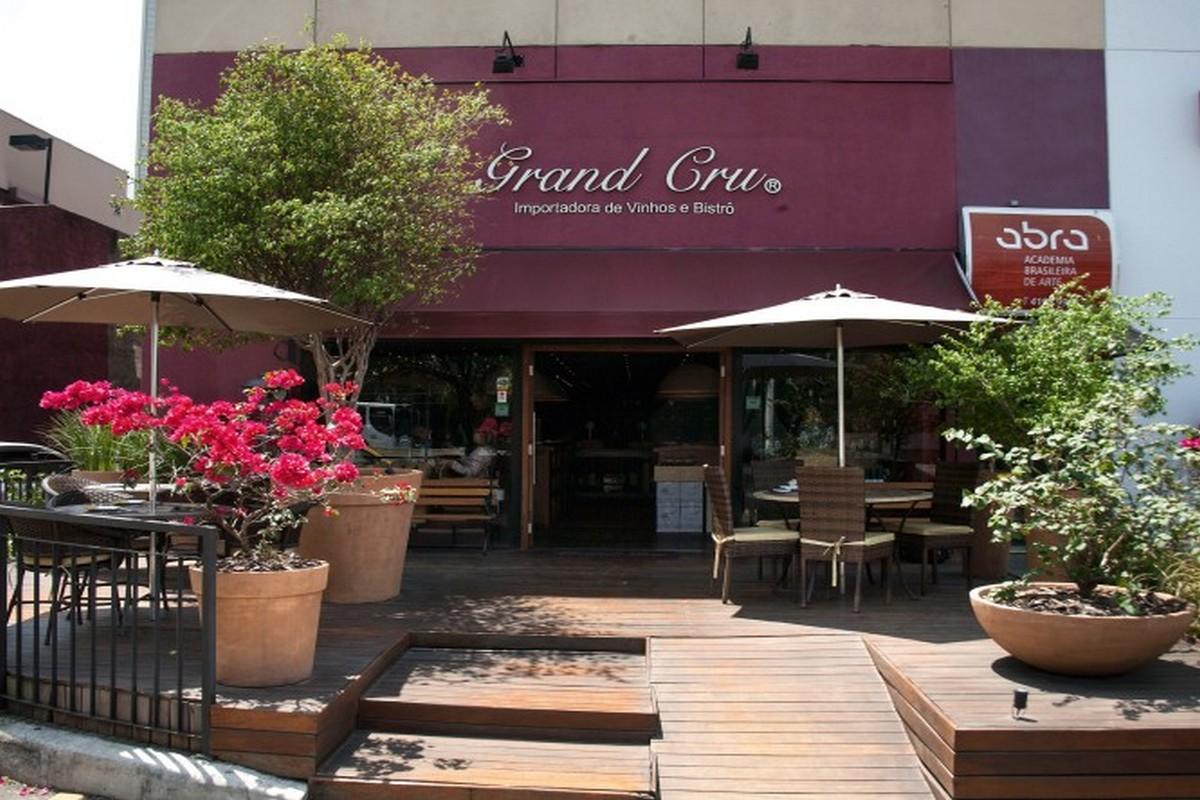 Grand Cru Alphaville - Enoteca e Bistrot Restaurante