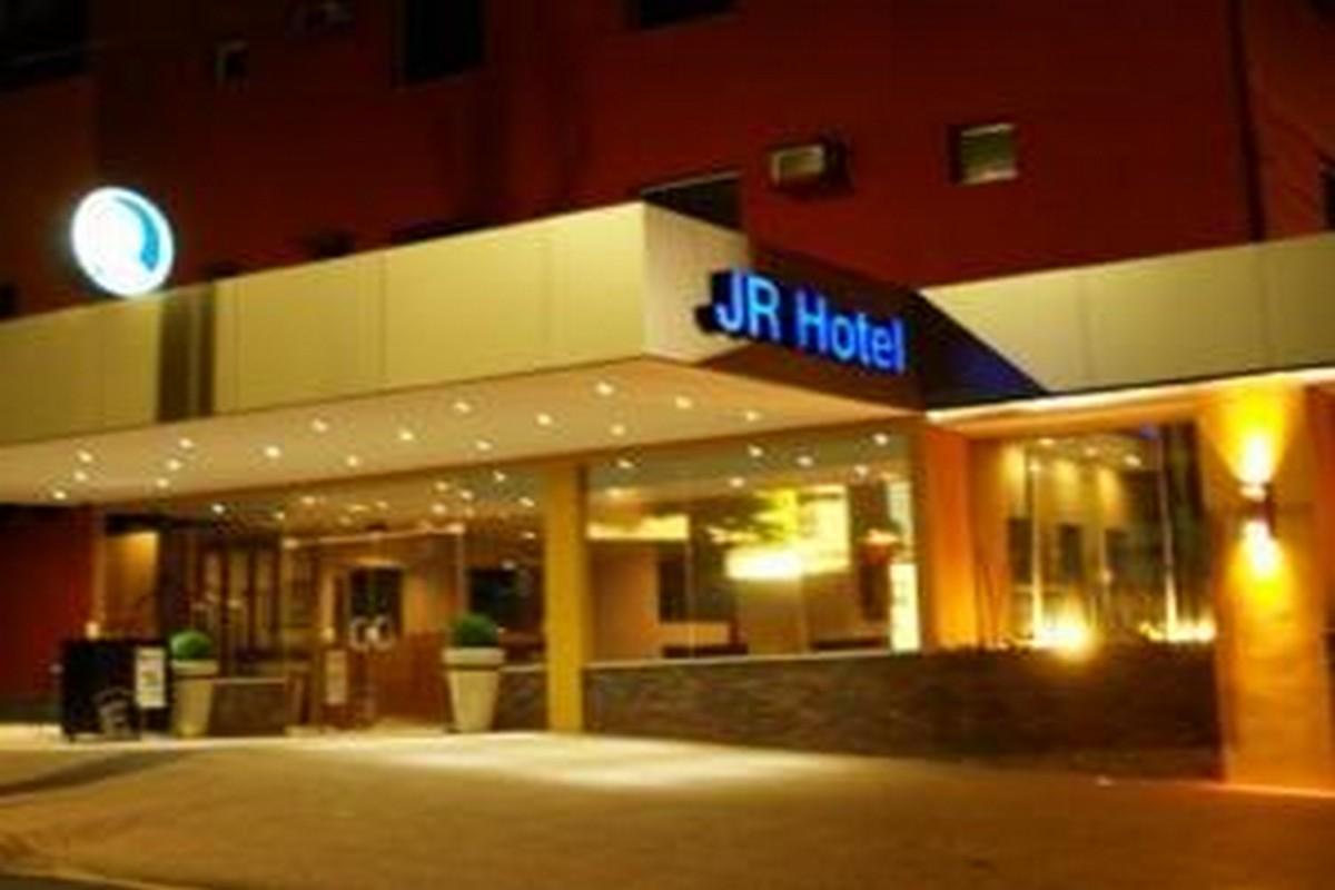 J R HOTEL RIBEIRÃO
