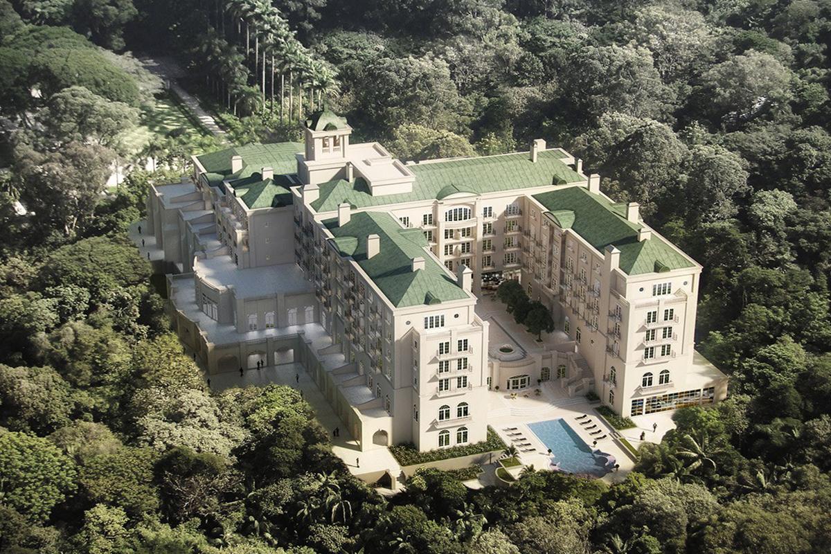 Palácio Tangará Hotel & SPA