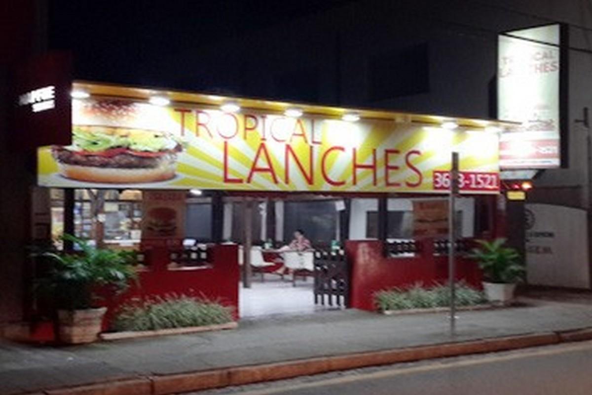 Lanchonete Tropical Lanches
